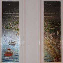 windows & screens - places art glass
